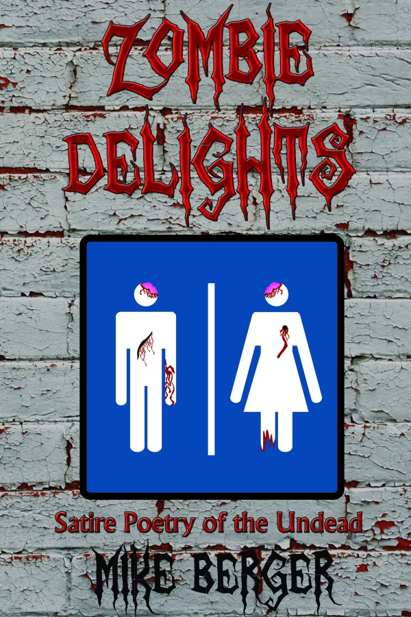 Zombie Delights Cover Flat