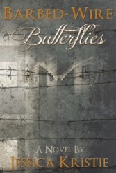 Barbed-Wire Butterflies by Jessica Kristie