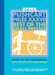 2013 Pushcart Cover
