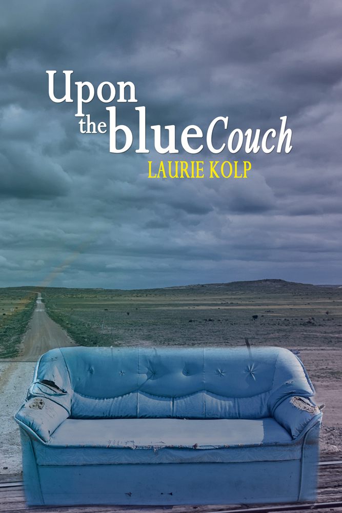 Upon the Blue Couch