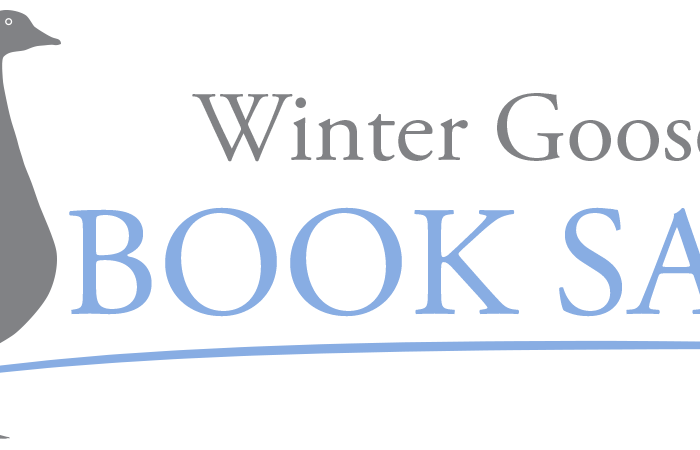 Winter Goose Book Sale