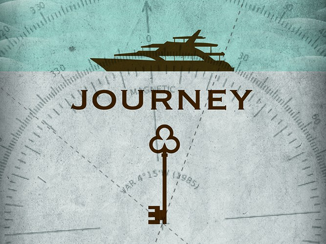 Journey Flat for eBooks