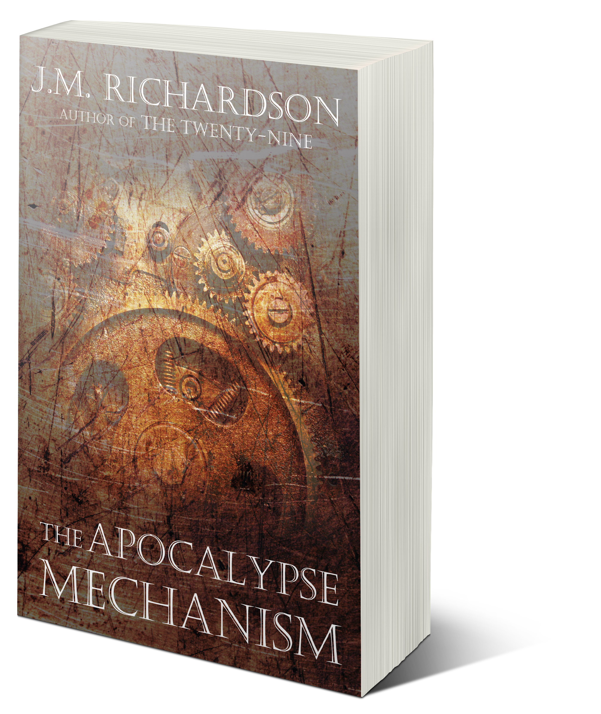 Now Available: The Apocalypse Mechanism