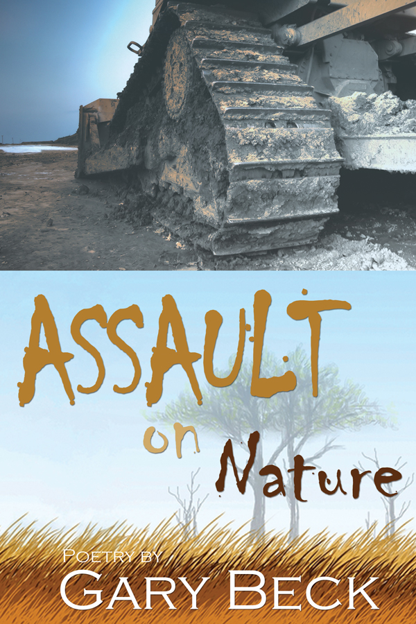 Cover Reveal: Assault on Nature