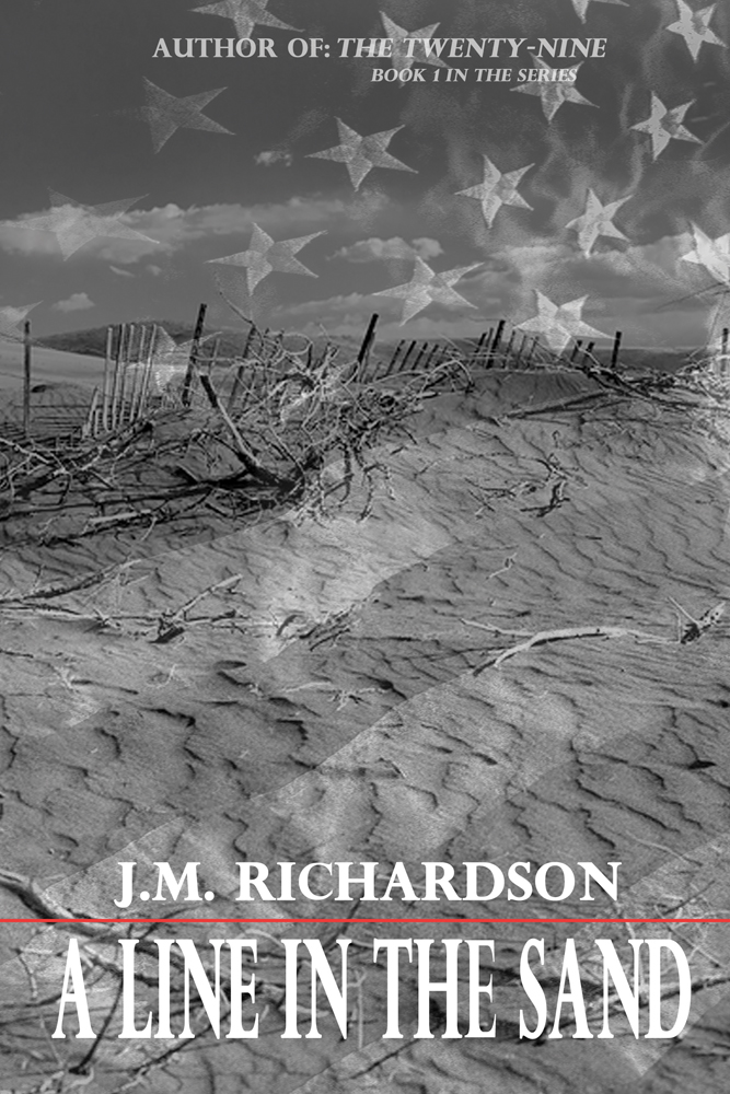 New Release: A Line in the Sand
