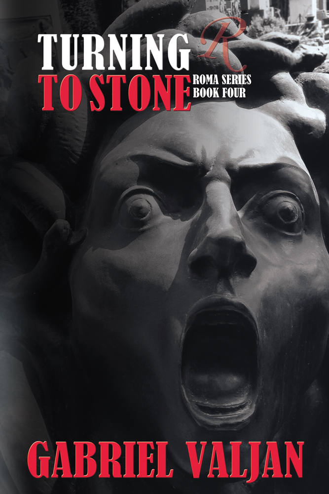 Turning to Stone by Gabriel Valjan: Now Available