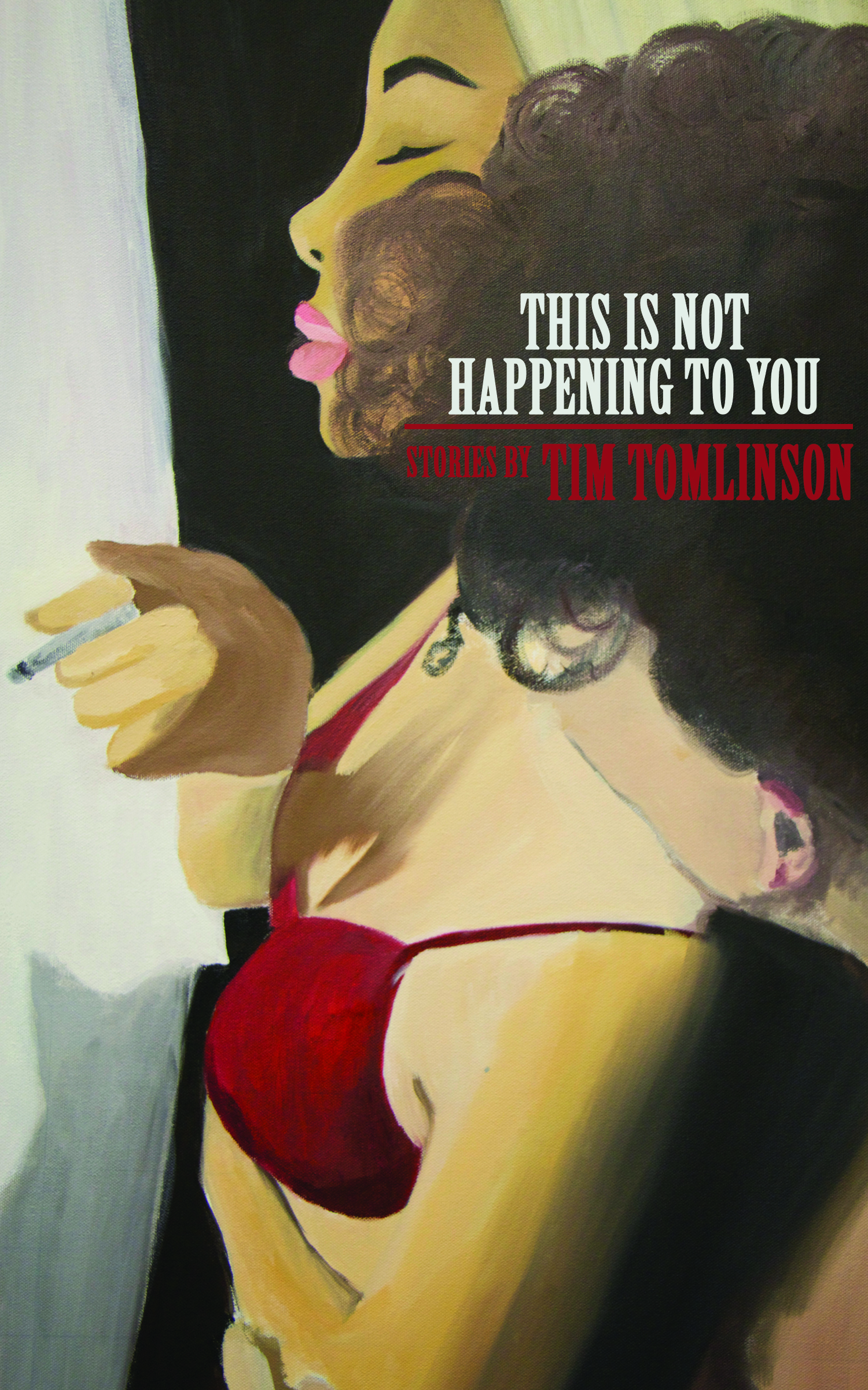 Cover Reveal: This Is Not Happening to You