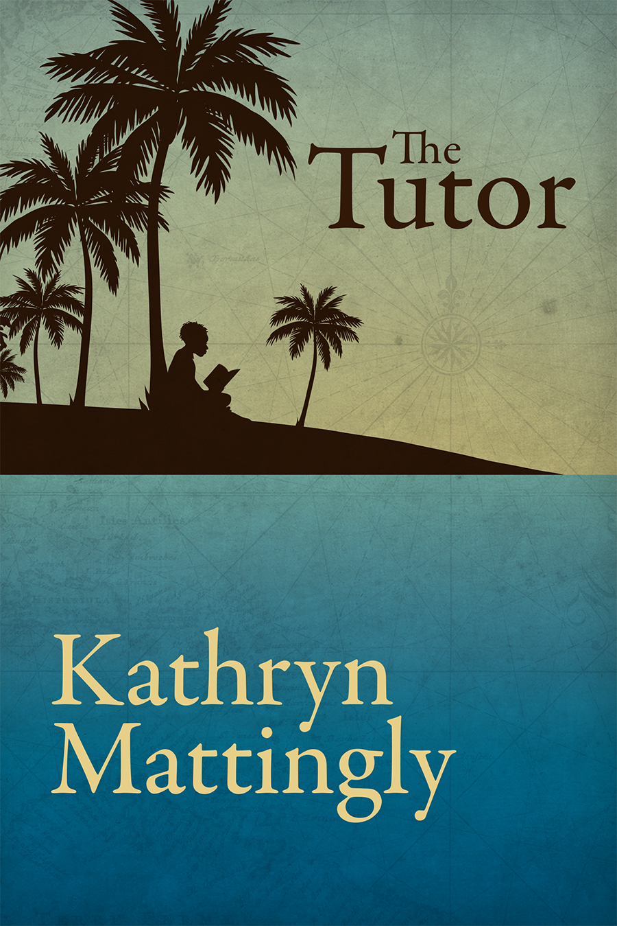 Cover Reveal: The Tutor
